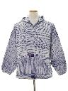 Mens Wicked 90s Baja Style Hippie Jacket
