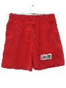 Womens Wicked 90s Baggy Shorts