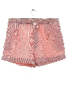 Womens Totally High Waisted 80s Shorts