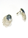 Womens Accessories - Clip Back Earrings