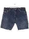 Mens Denim Cut Off Shorts