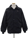 Mens Wind Breaker Snap Jacket