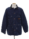 Mens Denim Barn Jacket