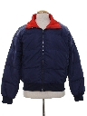 Mens Totally 80s Reversible Ski Jacket