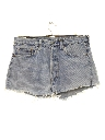Womens Cut Off Denim Shorts