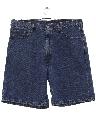 Mens Levis 550 Denim Shorts