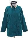 Womens Wind Breaker Zip Jacket