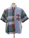 Mens Totally 80s Sport Shirt