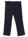 Mens High Water Jeans-cut Pants
