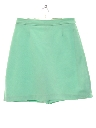 Womens Knit Skort Shorts