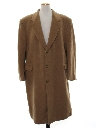 Mens Wool Overcoat Jacket