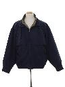 Mens Wind Breaker Zip Jacket