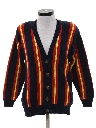 Womens Totally 80s Cardigan Sweater