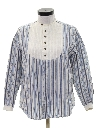 Womens Reproduction Western Shirt