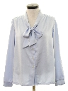 Womens Totally 80s Secretary Shirt