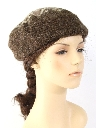 Womens Accessories - Wool Beret Hat
