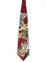 Mens Wide Necktie