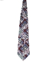 Mens Wide Necktie