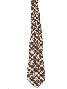 Mens Wide Flannel Necktie