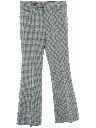 Mens Bellbottom Leisure Pants