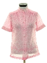 Womens Print Shirt