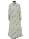 Womens Lingerie Maxi Robe