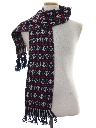 Unisex Accessories - Knit Scarf