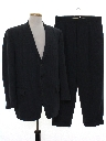Mens Matching Wool Suit