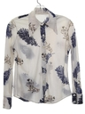 Womens/Girls Print Disco Shirt