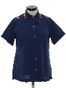 Womens Bowling Shirt