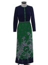 Womens Maxi Knit Dress