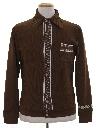 Mens Mod Knit Shirt-Jac Shirt