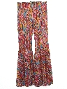 Womens Hippie Bellbottom Pants