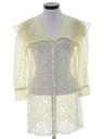 Womens Lingerie Mini-robe