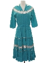 Womens Square Dance Dress