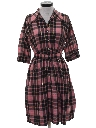 Womens Fab 50s Day Dress