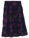 Womens Totally 80s Skirt