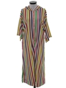 Womens Maxi Terry Cloth Robe