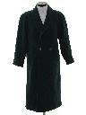 Womens Wicked 90s Wool Overcoat Jacket