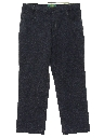 Mens Jeans-cut Pants