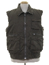 Mens Totally 80s Reversible Vest