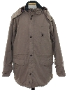 Mens Members Only Car Coat Jacket