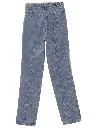 Womens Wicked 90s High Waisted Denim Jeans Pants