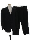 Mens Matching Two Piece Suit