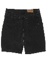 Womens High Waisted Denim Shorts