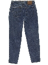 Womens Levis 550 Relaxed Tapered Leg Denim Jeans Pants