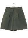 Womens Totally 80s High Wasited Shorts