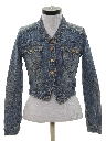 Womens Denim Jacket
