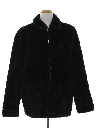 Mens Faux Fur Coat Jacket
