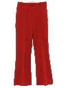 Womens Knit Bellbottom Pants